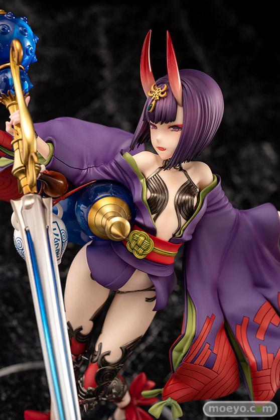 キューズQの新作フィギュア Fate/Grand Order アサシン/酒呑童子 の彩色サンプル画像16