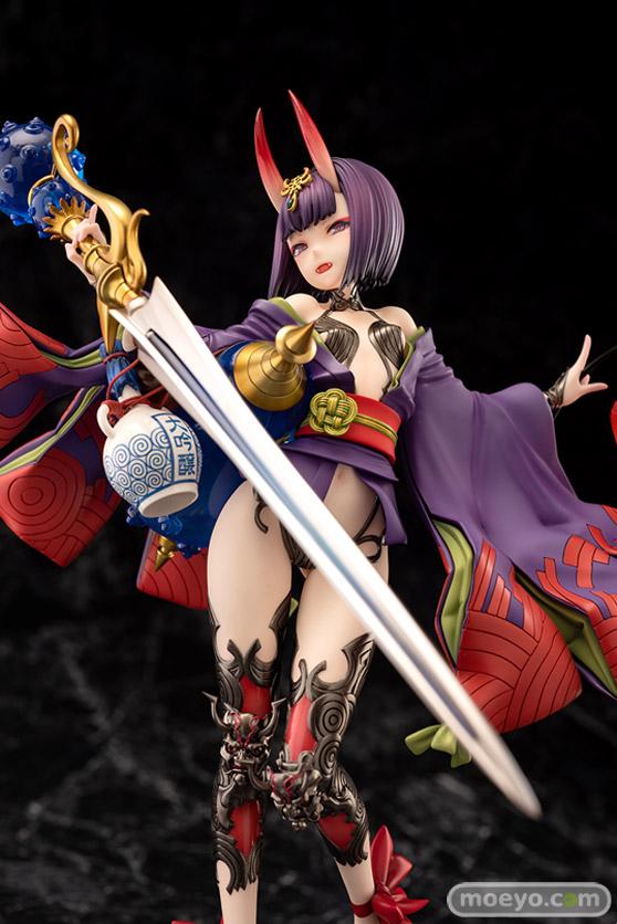キューズQの新作フィギュア Fate/Grand Order アサシン/酒呑童子 の彩色サンプル画像17