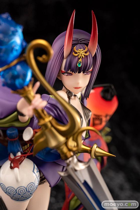 キューズQの新作フィギュア Fate/Grand Order アサシン/酒呑童子 の彩色サンプル画像18