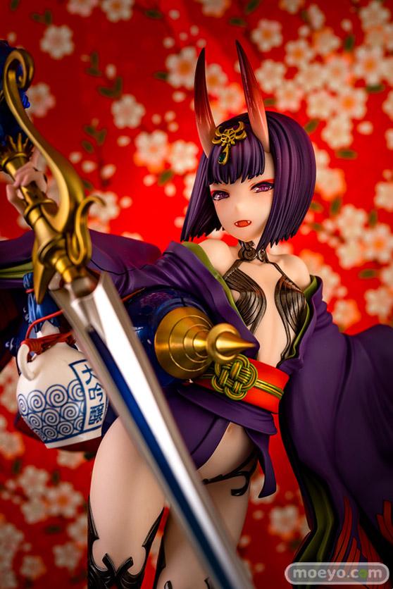 キューズQの新作フィギュア Fate/Grand Order アサシン/酒呑童子 の彩色サンプル画像19