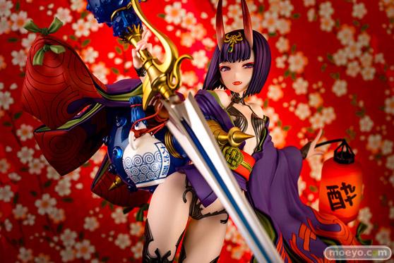 キューズQの新作フィギュア Fate/Grand Order アサシン/酒呑童子 の彩色サンプル画像20