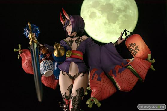 キューズQの新作フィギュア Fate/Grand Order アサシン/酒呑童子 の彩色サンプル画像22