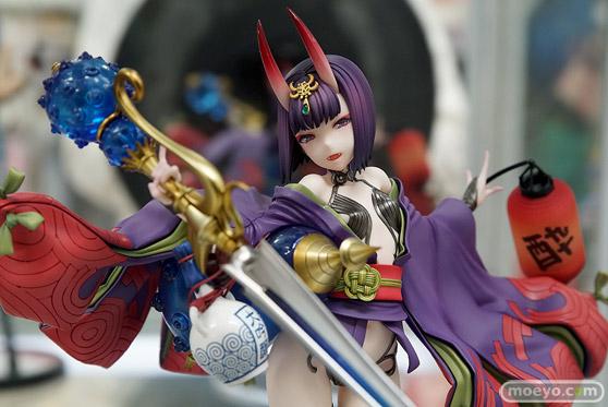 キューズQの新作フィギュア Fate/Grand Order アサシン/酒呑童子 の彩色サンプル撮りおろし画像04