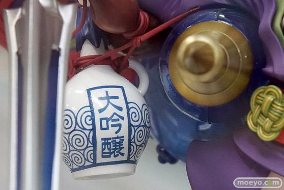 キューズQの新作フィギュア Fate/Grand Order アサシン/酒呑童子 の彩色サンプル撮りおろし画像08