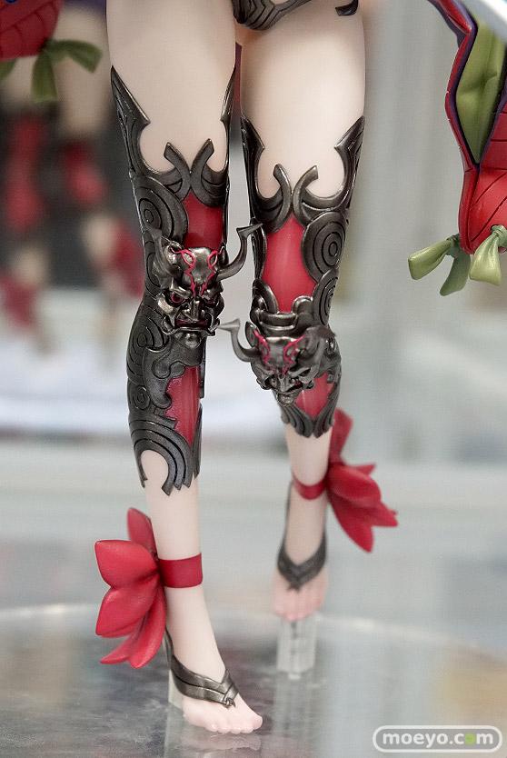 キューズQの新作フィギュア Fate/Grand Order アサシン/酒呑童子 の彩色サンプル撮りおろし画像09