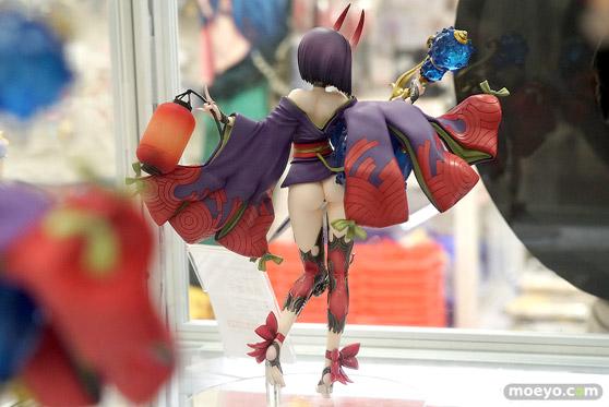 キューズQの新作フィギュア Fate/Grand Order アサシン/酒呑童子 の彩色サンプル撮りおろし画像10