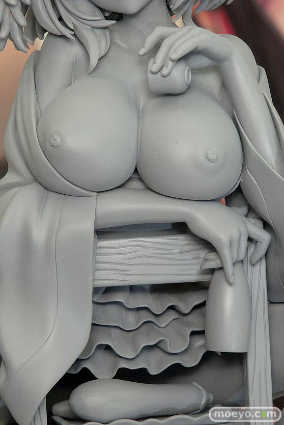 スカイチューブプレミアムの新作フィギュア 胡川香乃 の監修中原型画像06