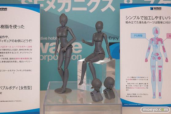 2018 第58回 全日本模型ホビーショー 新作アイテム画像 アオシマ トミーテック 東京マルイ  BANDAI SPIRITS  ウェーブ58