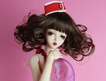 モデル系スレンダー娘! 「Pink Drops #20 ALICE (アリス)ver.2」 期間限定予約受付開始!