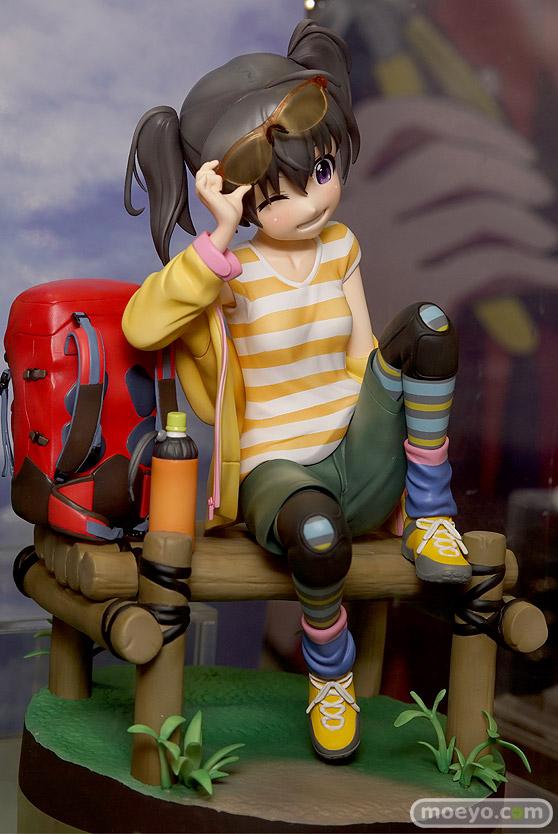 プラムの新作フィギュア ヤマノススメ サードシーズン ひなた あおい の彩色サンプル画像02