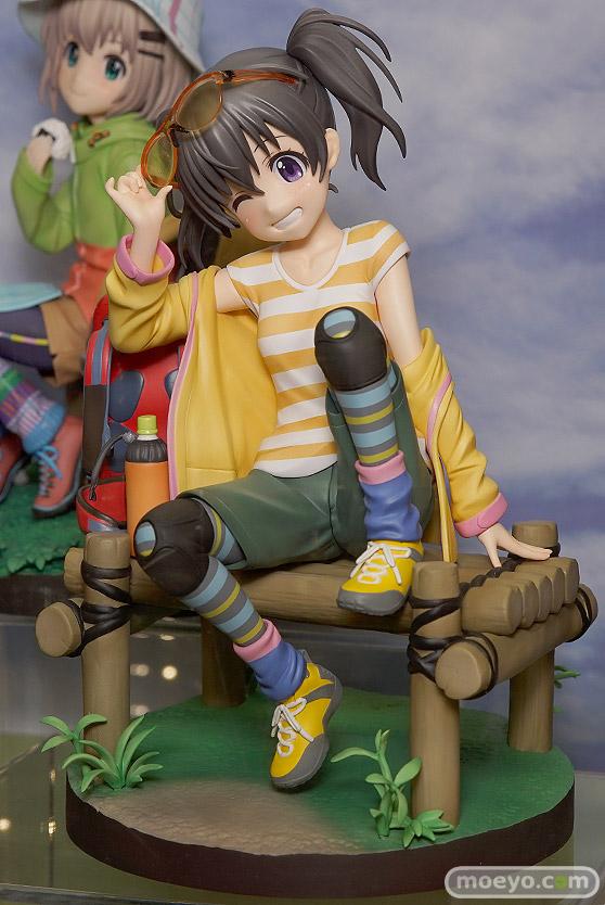 プラムの新作フィギュア ヤマノススメ サードシーズン ひなた あおい の彩色サンプル画像03