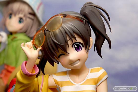 プラムの新作フィギュア ヤマノススメ サードシーズン ひなた あおい の彩色サンプル画像04
