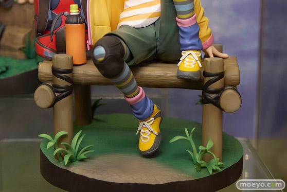 プラムの新作フィギュア ヤマノススメ サードシーズン ひなた あおい の彩色サンプル画像06