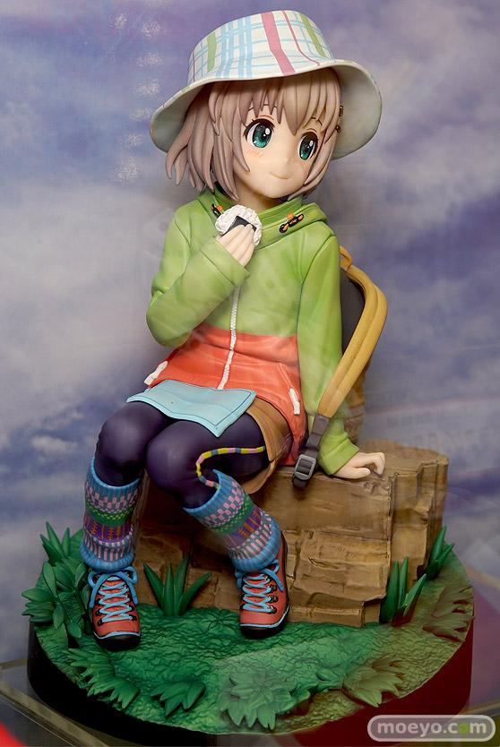プラムの新作フィギュア ヤマノススメ サードシーズン ひなた あおい の彩色サンプル画像09