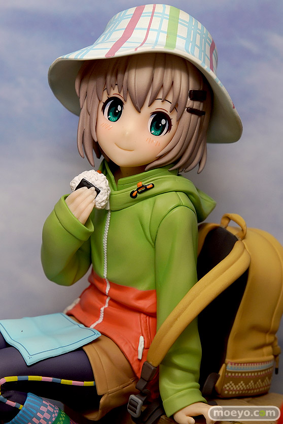 プラムの新作フィギュア ヤマノススメ サードシーズン ひなた あおい の彩色サンプル画像10