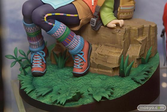 プラムの新作フィギュア ヤマノススメ サードシーズン ひなた あおい の彩色サンプル画像13