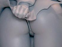 ファニーナイツ新作フィギュア「ドールズフロントライン スオミ KP/-31」監修中原型が展示!【第58回ホビーショー】