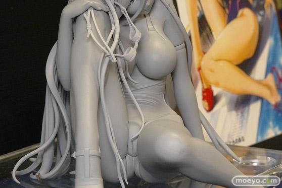 レチェリーの新作アダルトフィギュア 八宝備仁 画集「ほてり」より 仮名:水着少女 の監修中原型画像09