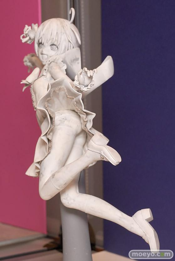 画像 フィギュア サンプル レビュー ワンダーフェスティバル 2018[夏] shimomofu 兎は亀 眉目麗し 15