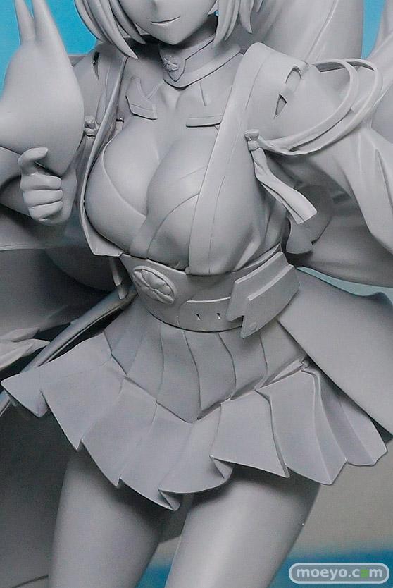 コトブキヤの新作フィギュア アズールレーン 加賀 の監修中原型画像06
