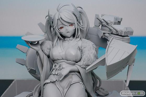 コトブキヤの新作フィギュア アズールレーン プリンツ・オイゲン の監修中原型画像04