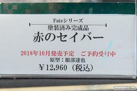 秋葉原の新作フィギュア展示の様子36
