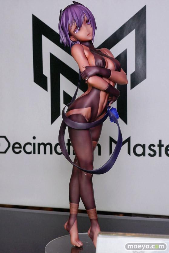 画像 フィギュア サンプル レビュー ワンダーフェスティバル 2018[夏] decimationmasters すぺあている シンパレード 07