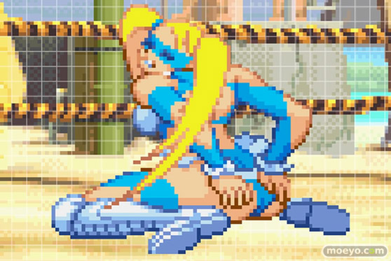Street FighterR 30th Anniversary Collection International 尻29