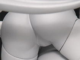 ピチピチボディスーツがセクシー!ホビージャパン新作フィギュア「デスボール みつか」監修中原型が展示!【メガホビ2018秋】