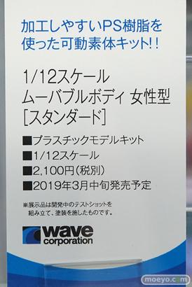 秋葉原の新作フィギュア展示の様子 20190104 16