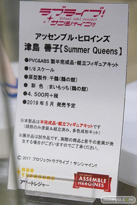 秋葉原の新作フィギュア展示の様子 20190104 51