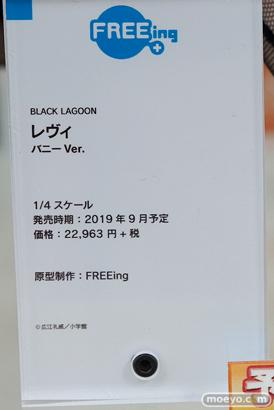 秋葉原の新作フィギュア展示の様子 20190104 34