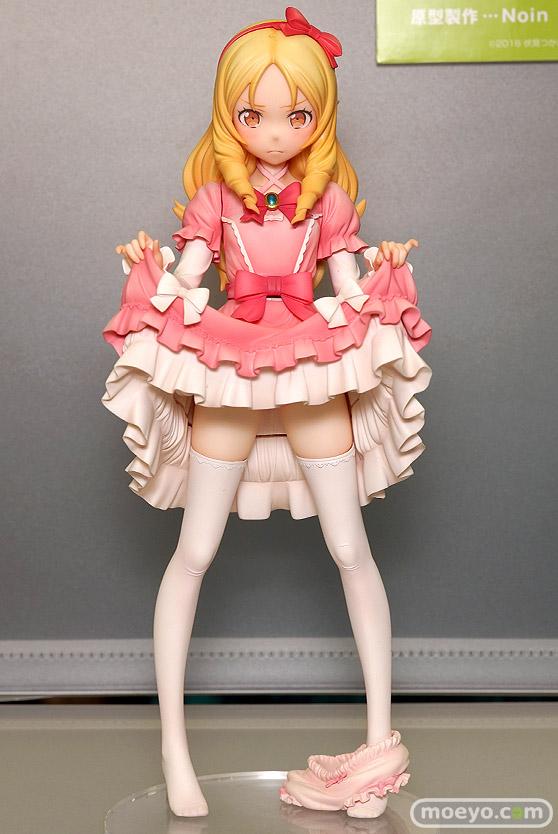 キューズQ エロマンガ先生 山田エルフ Noin 星名詠美 フィギュア エロ パンツ 01