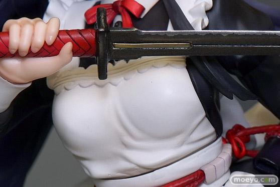 キューズQ セブンスドラゴン2020-II サムライ(刀子) メイドStyle フィギュア エロ パンツ モワニー ピンポイント 07