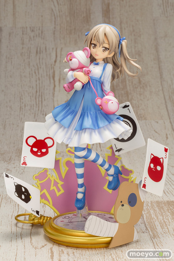 コトブキヤ ガールズ&パンツァー 最終章 島田愛里寿 Wonderland Color ver. 小島翔 フィギュア 01