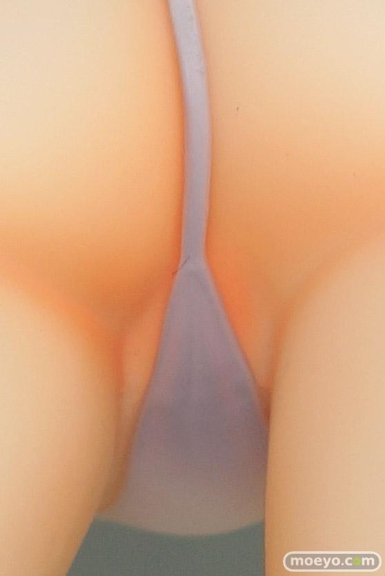 オーキッドシード クイーンズブレイド 美しき闘士たち 武者巫女 トモエ タナカマサノリ フィギュア キャストオフ 48