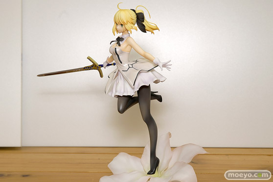 アクアマリン Fate/Grand Order セイバー/アルトリア・ペンドラゴン〔リリィ〕 フィギュア M@ito えこし 10