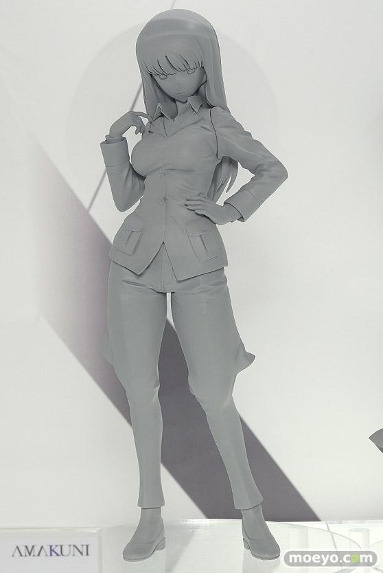 ホビージャパン ガールズ&パンツァー 最終章 西住しほ フィギュア AMAKUNI ぱっとん 01