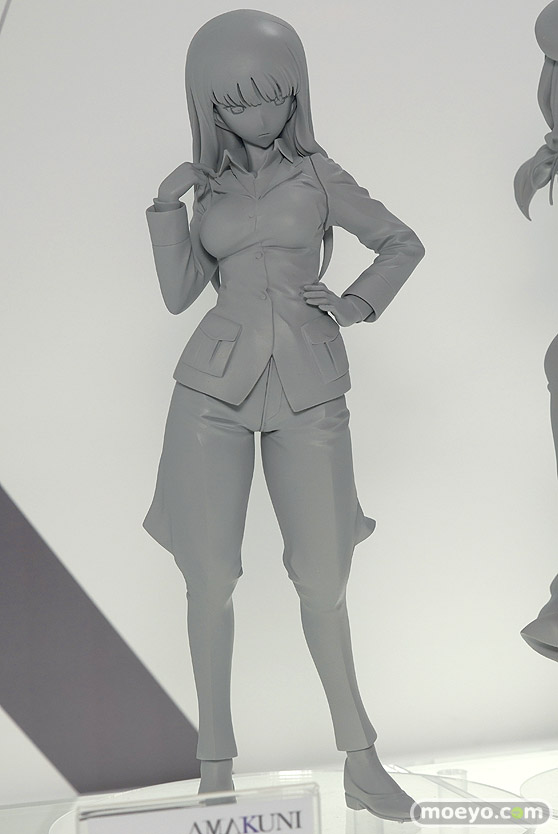 ホビージャパン ガールズ&パンツァー 最終章 西住しほ フィギュア AMAKUNI ぱっとん 02