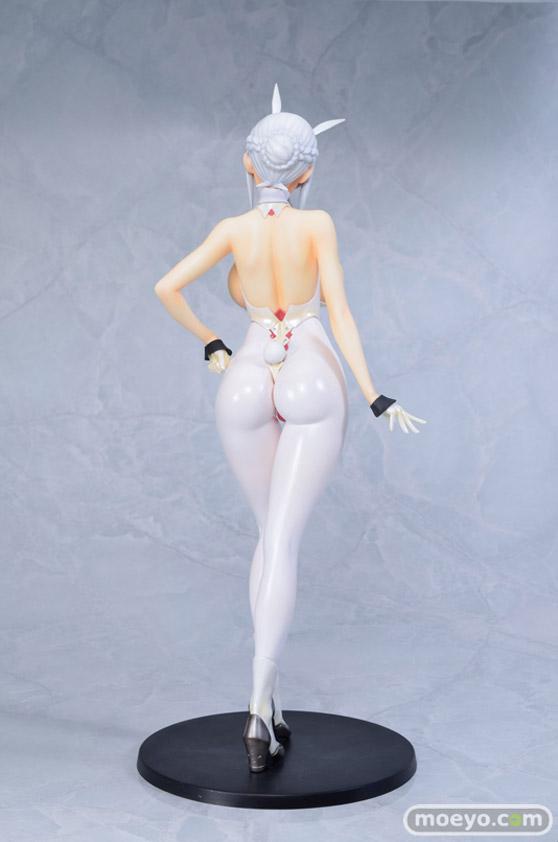 Q-six BUNNY GIRL 十六夜エリカ パールver. ばん!オリジナルキャラクター フィギュア エロ キャストオフ ふたなり 05
