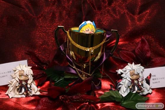 画像 サンプル レビュー フィギュア トレジャーフェスタ・ネオin有明2 3色おこわ NIGHT-BLUE the poppy puppet 01