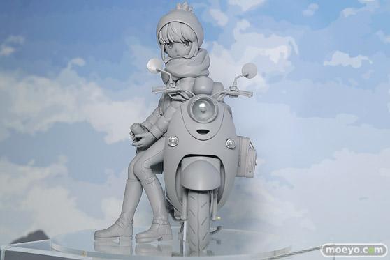 アルター ゆるキャン△ 志摩リン with スクーター(仮) フィギュア たなか☆せんう みうら おさみ 05
