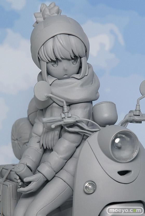 アルター ゆるキャン△ 志摩リン with スクーター(仮) フィギュア たなか☆せんう みうら おさみ 06
