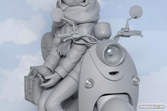 アルター ゆるキャン△ 志摩リン with スクーター(仮) フィギュア たなか☆せんう みうら おさみ 08