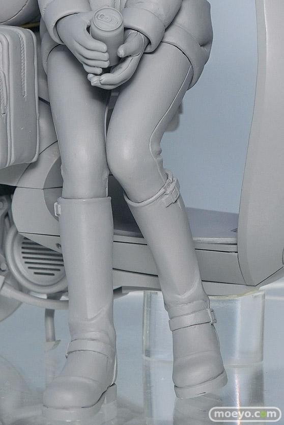 アルター ゆるキャン△ 志摩リン with スクーター(仮) フィギュア たなか☆せんう みうら おさみ 11