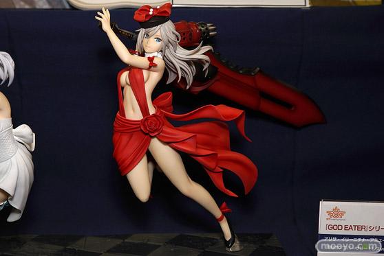 ソル・インターナショナル GOD EATER アリサ 深紅のアニバーサリードレスVer. フィギュア 01