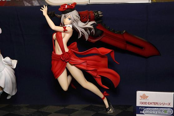 ソル・インターナショナル GOD EATER アリサ 深紅のアニバーサリードレスVer. フィギュア 04