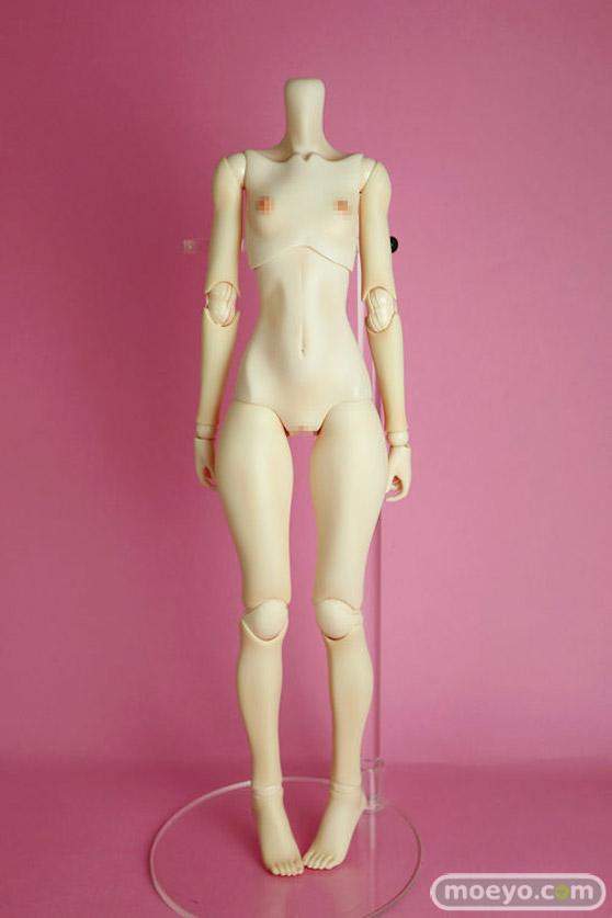 Real Art Project 紗友莉(サユリ)ボディ(ヘッド無し) フィギュア ドール エロ QUARANTOTTO 02