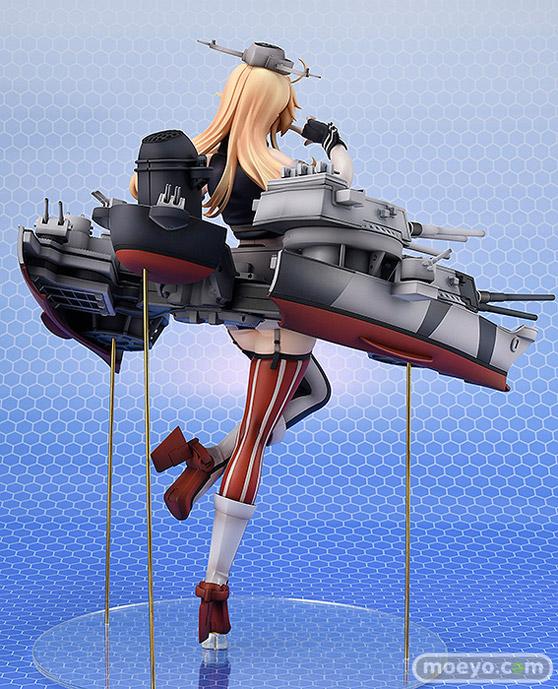 ホビージャパン 艦隊これくしょん -艦これ- Iowa フィギュア 横田健 ピンポイント 04
