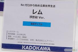 画像 フィギュア サンプル レビュー ワンダーフェスティバル 2019[冬] KADOKAWA 11